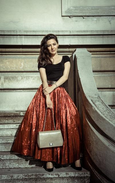 geanta mihaela gurau elegant outfit