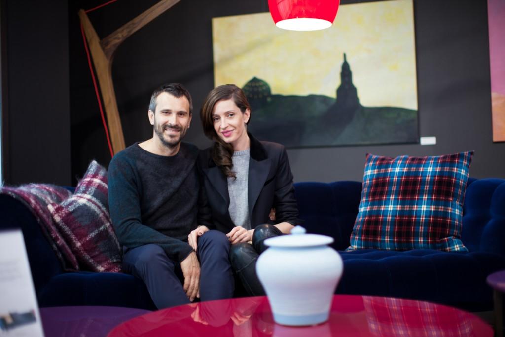 Nicolai si Monica Tand