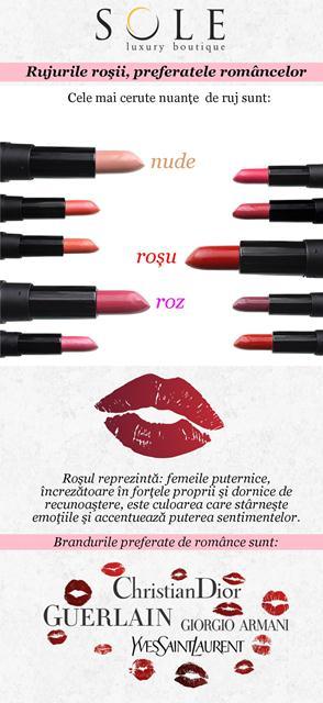SOLE_Rujurile rosii