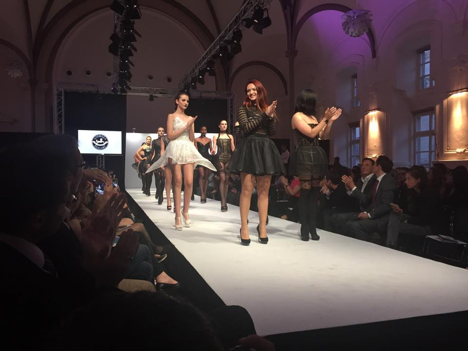 Andreea Dogaru - Strasbourg Fashion Days 2015