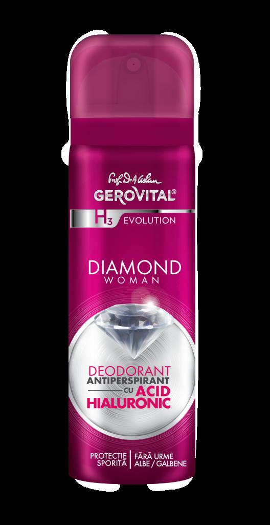 Dimond for Woman - deodorant mare