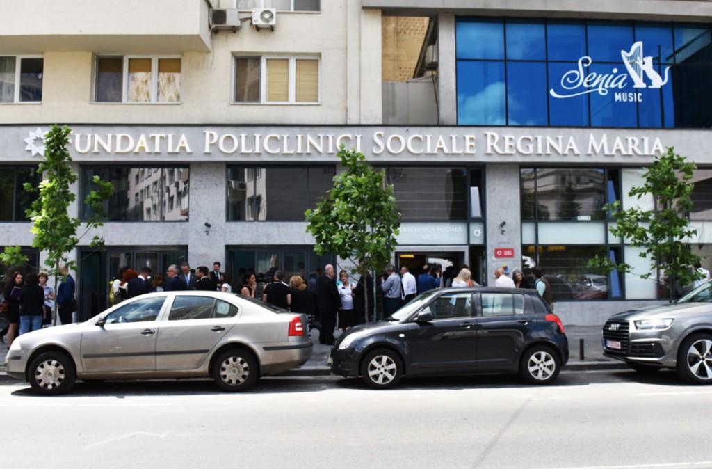 Fundația Policlinici Sociale Regina Maria