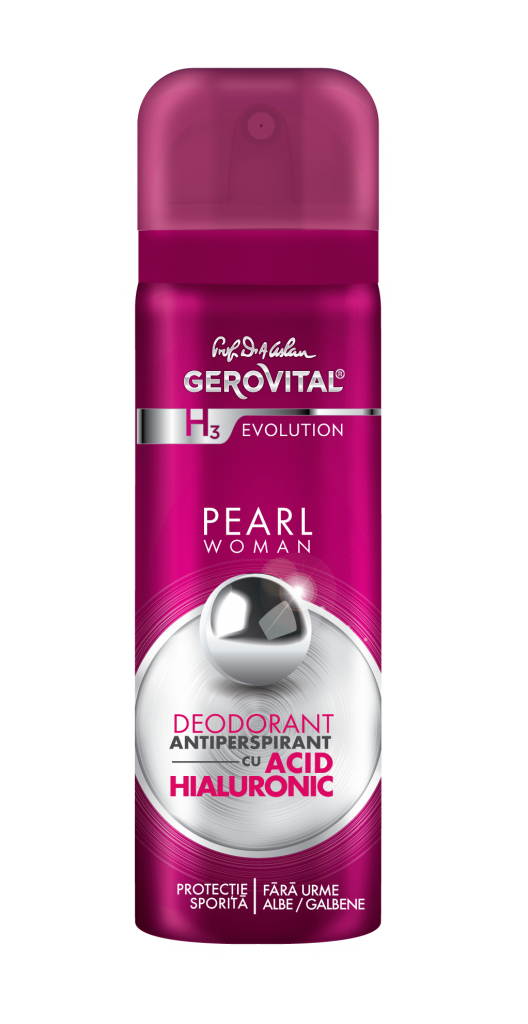 Pearl for Woman - deodorant mare