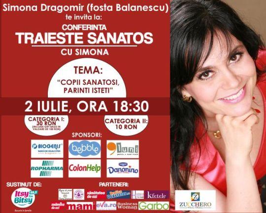 Conferinta 2 iulie