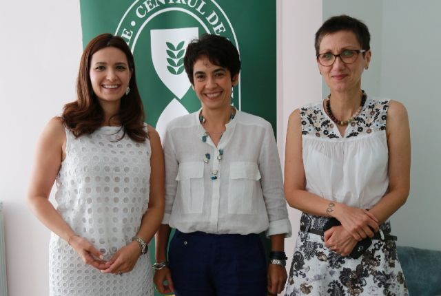 Corina Zugravu, Ela Craciun, Nicoleta Raducanu