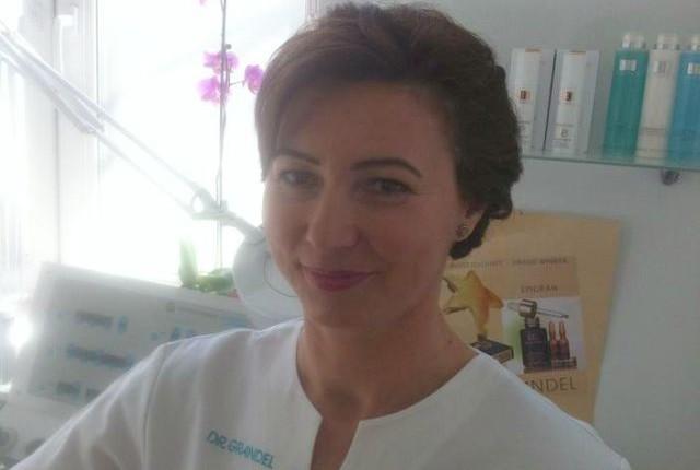 Luminita Tataru_ cosmeticiana