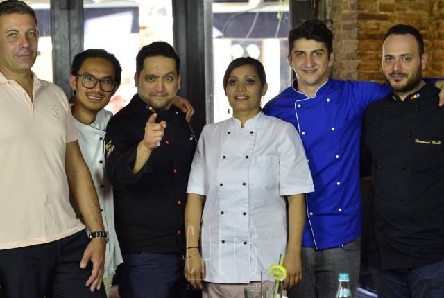 chefs picture