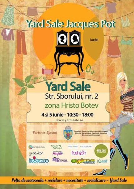 yard sale afis