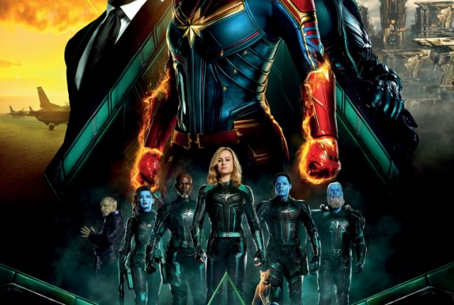 Captain Marvel_poster
