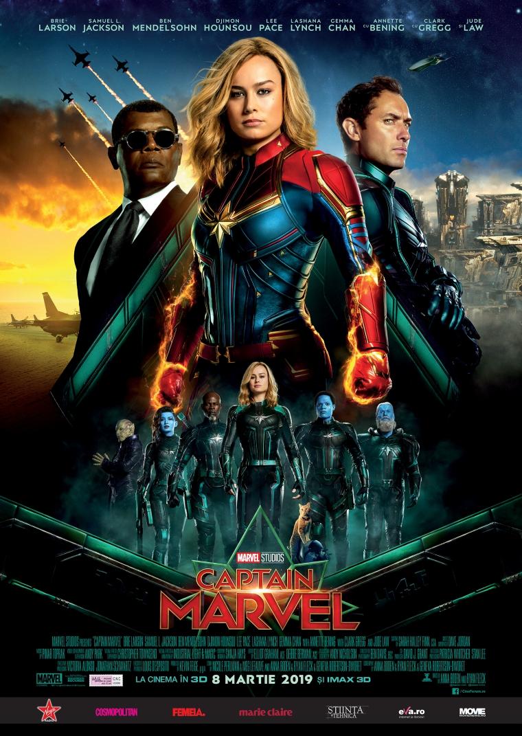 Captain Marvel_poster