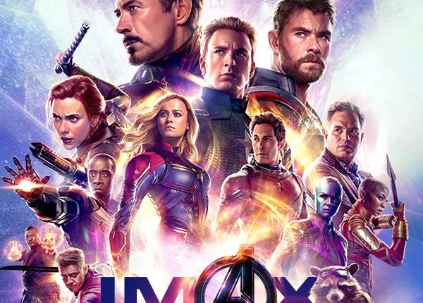 Avengers Endgame_IMAX Poster