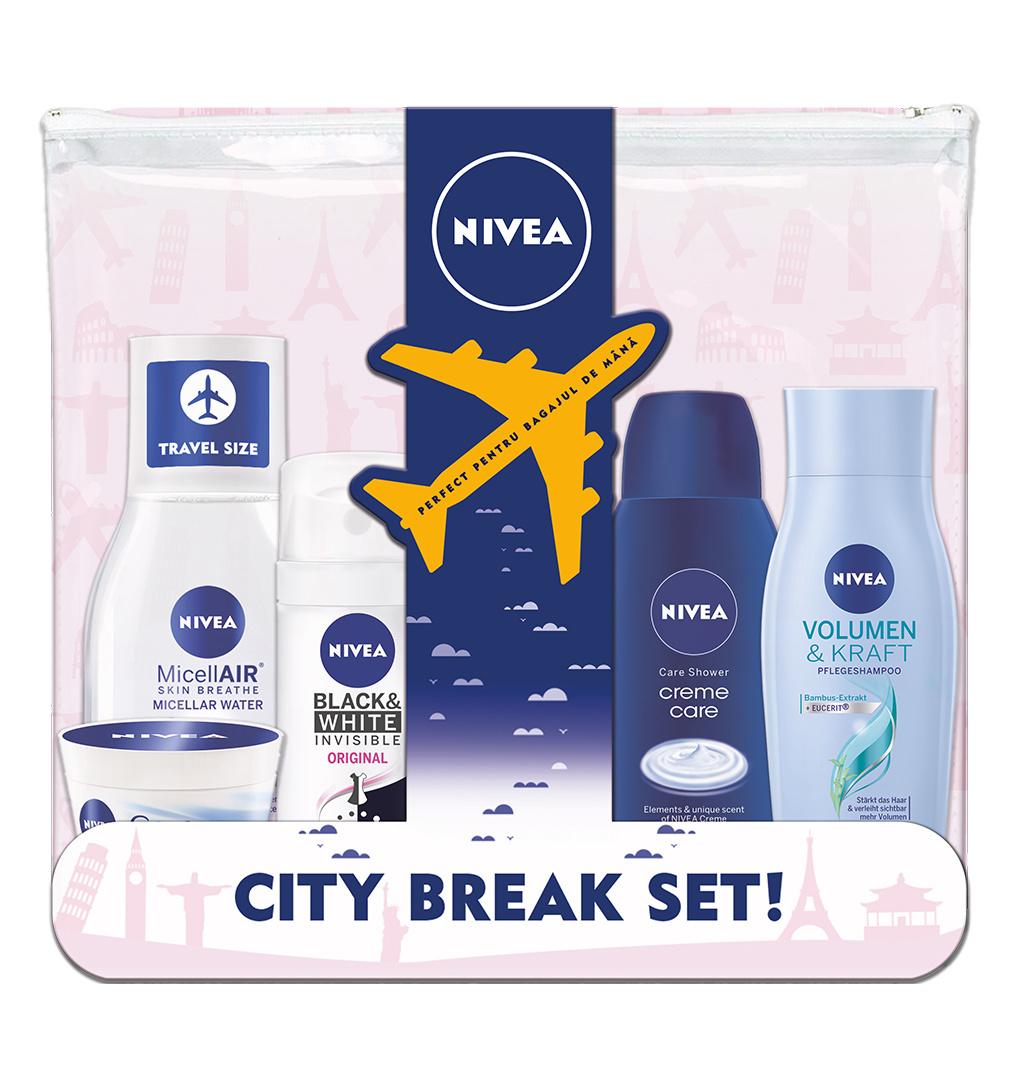 NIVEA City Break Set