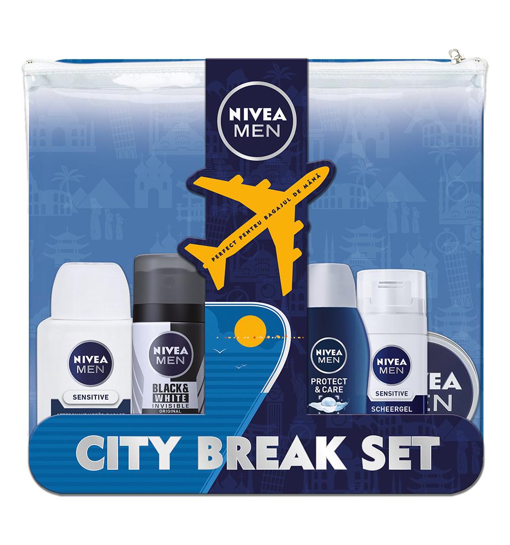 NIVEA MEN City Break Set