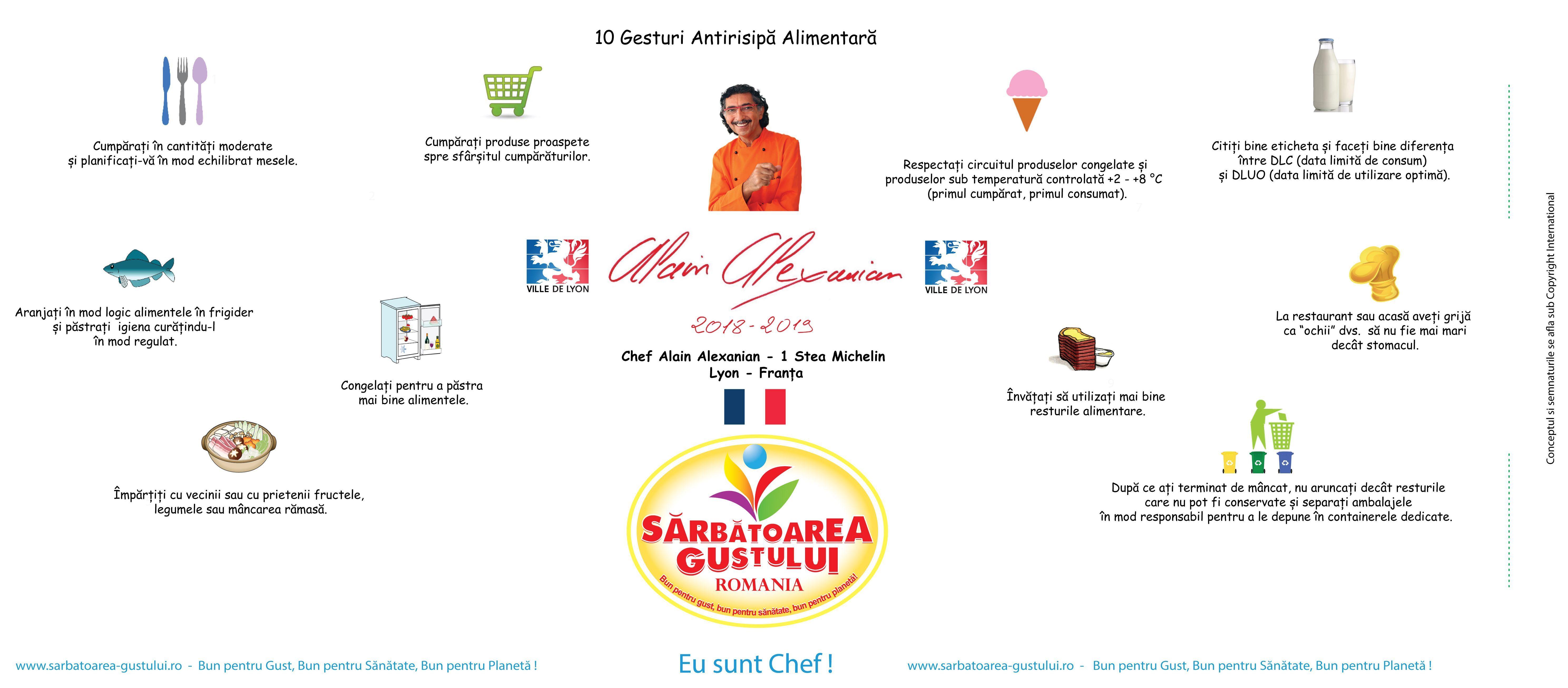 Boneta Bucatar - Sarbatoarea Gustului - 2019