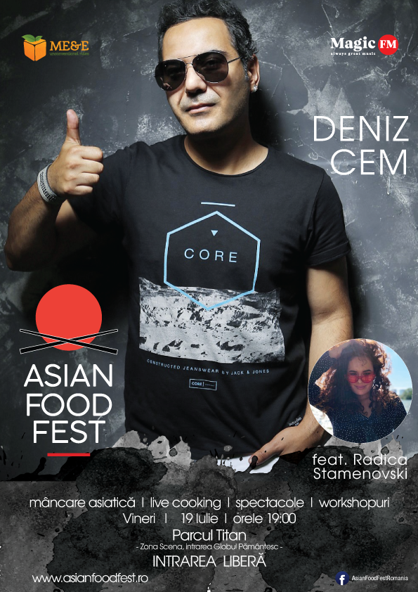 Asian Food Fest_Deniz Cem