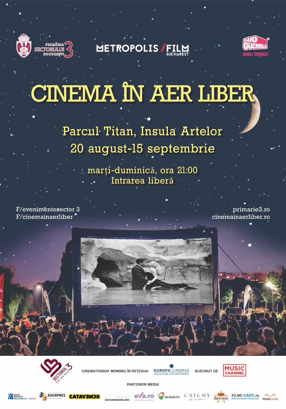 Cinema în Aer Liber_2019