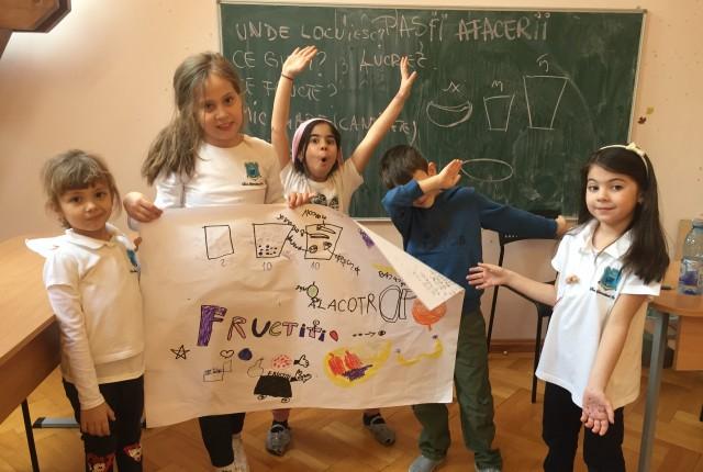 Copii antreprenori