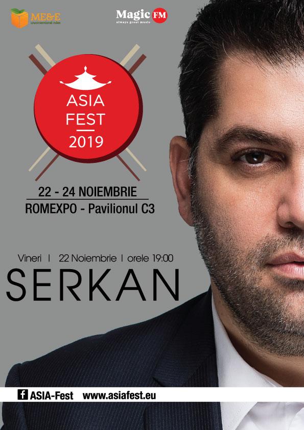 AsiaFest_Serkan