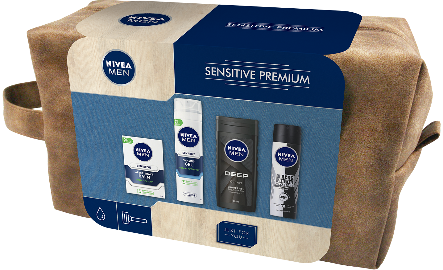 NIVEA MEN Sensitive Premium Geanta