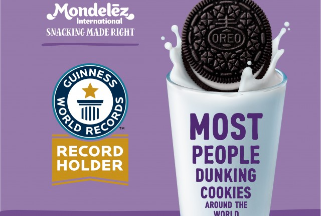 OREO - GUINNESS WORLD RECORD