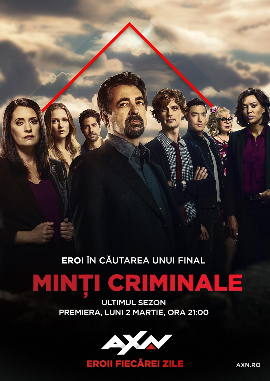 KV MINTI CRIMINALE S15