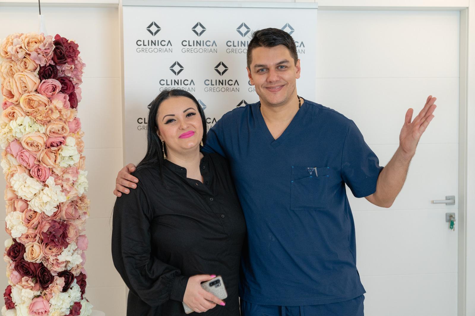 Dr Gregorian si Silvana Riciu foto Andrei Bordei